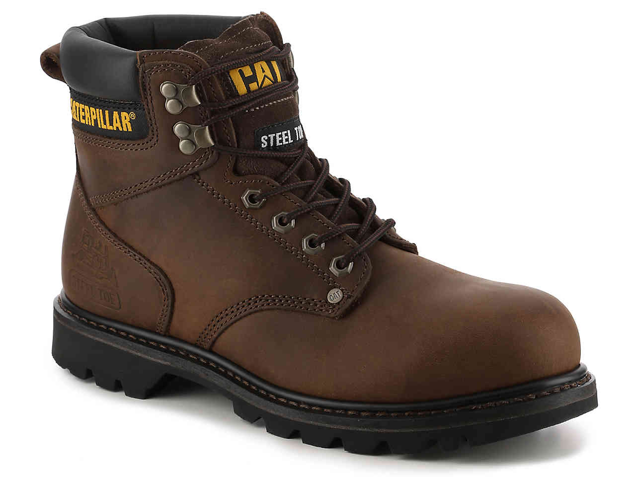 2nd shift waterproof work boots