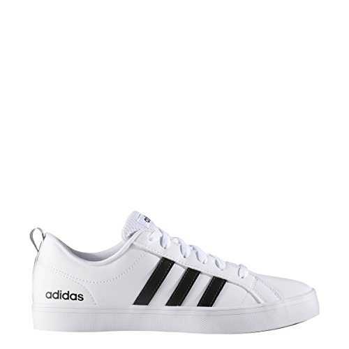 Image of the Adidas Neo Vs Pace Shoe 7 Running White-Core Black
