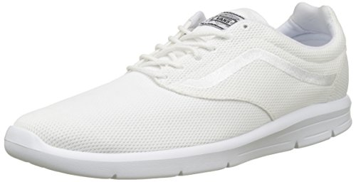 Image of the VANS MENS ISO 1.5 MESH SHOES TURE WHITE SIZE 8.5