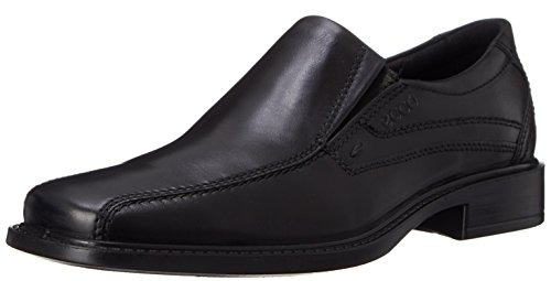 Image of the ECCO Men's New Jersey Loafer,Black,41 EU (US Men's 7-7.5 M)