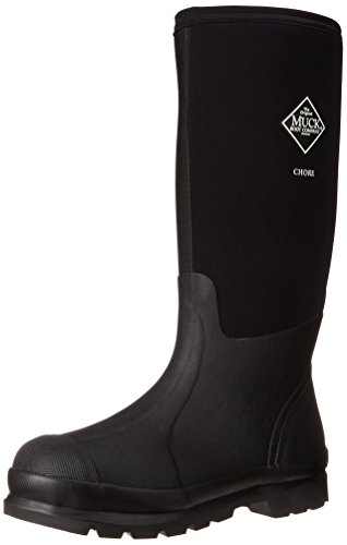 Image of the The Original MuckBoots Adult Chore Hi-Cut Boot,Black,Men's 11 M US / Women's 12 M US