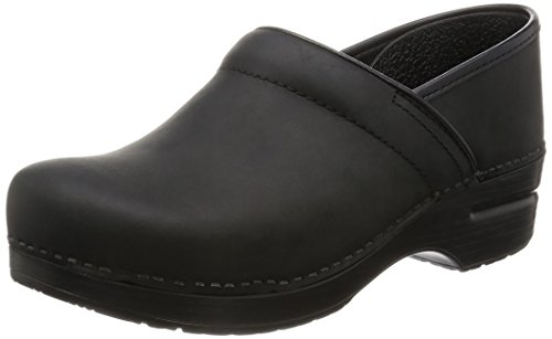 Image of the Dansko Men's Professional Oiled Leather Clog,Black,44 EU (10.5-11 M US)
