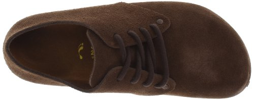 Image of the Birkenstock Women's Maine Flat,Mocha,40 N EU
