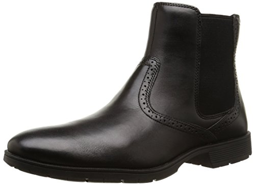 Image of the ROCKPORT Men's Leather Slip On Chelsea Boot (M77283)