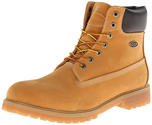 Image of the Lugz Men's Convoy Wr Winter Boot, Golden Wheat/Bark/Tan/Gum, 12 D US