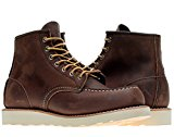Image of the Red Wing Mens Classic Moc Bourbon Yuma Boot - 10