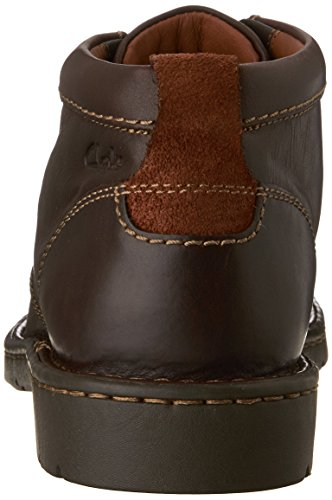 Image of the Clarks Men's Stratton Limit Chukka Boot,Brown,10.5 M US