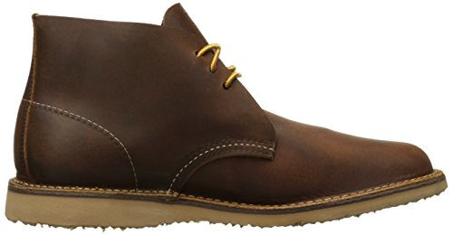 Image of the Red Wing Heritage Men's Weekender Chukka, Copper Rough & Tough, 9.5 D US