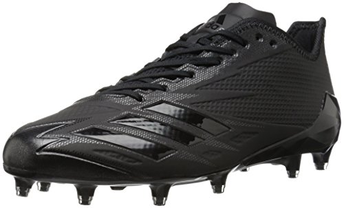Image of the adidas Men's Freak X Carbon Mid Football Shoe, Black/Black/Black, 11 Medium US