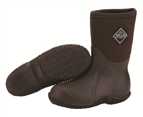 Image of the Muck Boot Kid's Arctic Sport II Boot,Brown,11 M Little Kid