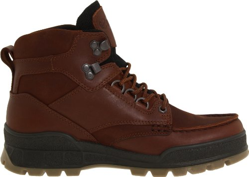 Image of the ECCO Men's Track II Mid Gore-Tex Boot,Bison,45 EU (US Men's 11-11.5 M)