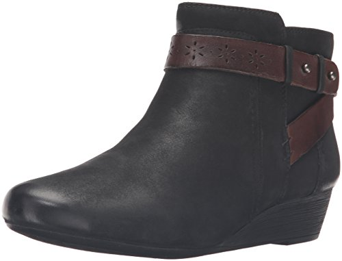 Image of the Cobb Hill Rockport Women's Joy Boot, Black, 10 M US