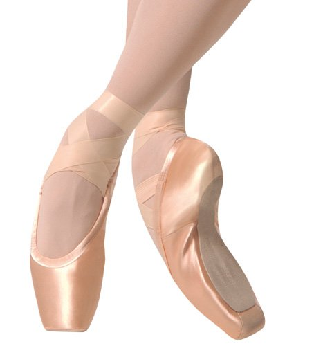 Best pointe shoes for beginners ballerina picture