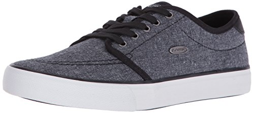 Image of the Lugz Men's Rivington Fashion Sneaker, Navy/White, 9.5 M US