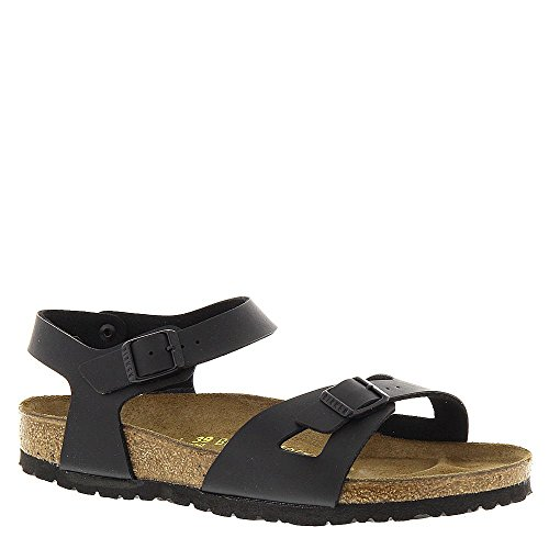 Image of the Birkenstock Rio Women's Sandal 41 M EU Black