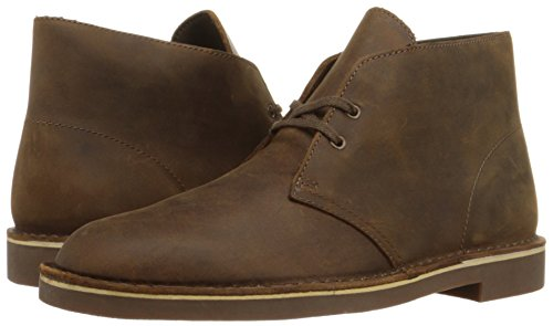 Image of the Clarks Men's Bushacre 2 Chukka Boot,Beeswax,9 M US