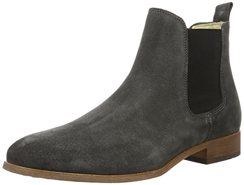 Image of the Shoe the Bear Suede Chelsea Boots in Grey Suede (44 EU)