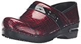 Image of the Sanita Women's Koi-Carol Mule, Red, 39 EU/8/8.5 M US