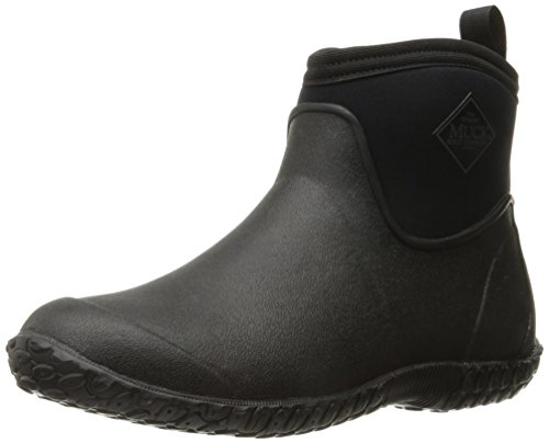 Image of the Muck Boot Women's Muckster 2 Ankle Snow Boot, Black, 10 M US