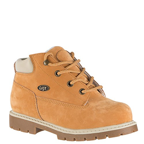 Image of the Lugz Boy's Youth Drifter Fleece Boot,Brown,2 D Little Kid