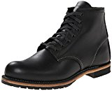 Image of the Red Wing Heritage Men's 6-Inch Beckman Round Toe Boot,Black Featherstone,9 D US