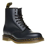 Image of the Dr. Martens Unisex-Adult's 1460 Smooth Boots - UK 9/10 D(M) US/11 B(M) US, (Navy)