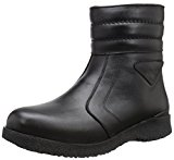 Image of the Pajar Men's Super Snow Boot, Black Nappa, 12 M US