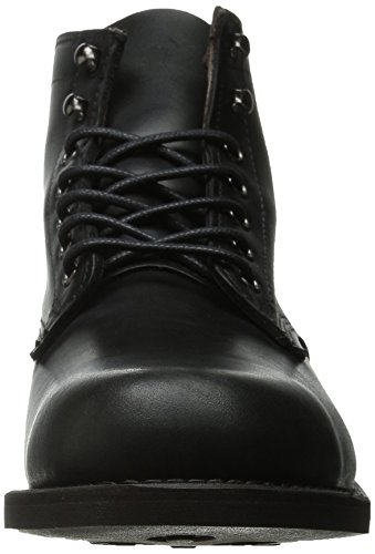 Image of the 1883 by Wolverine Men's Kilometer 6'' Made in The USA Winter Boot, Black, 10.5 M US