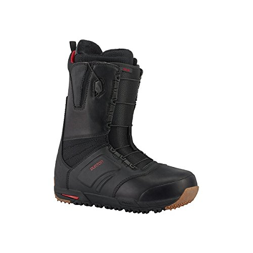 Image of the Burton Ruler Snowboard Boot 2018 - Men's Black 8.5 Wide