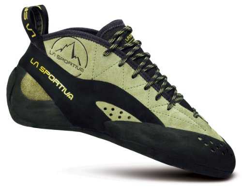 Image of the La Sportiva TC Pro Climbing Shoe - Men's, Sage, 37.5