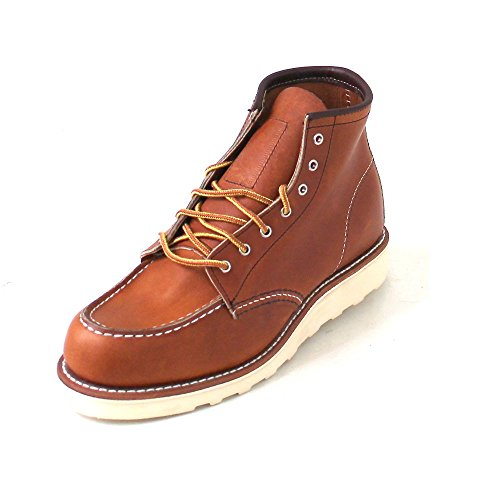 Image of the Red Wing Womens 6 Inch Moc Oro Boot - 10