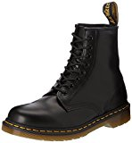 Image of the Dr. Martens 1460 Originals 8 Eye Lace Up Boot, Black Smooth Leather, 14UK / 15 US Mens, 49.5 EU