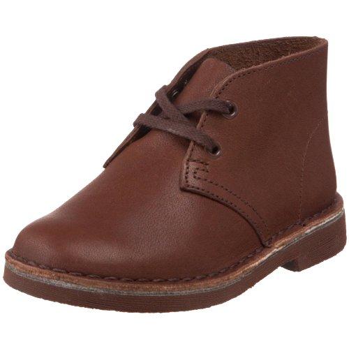 Image of the Clarks Desert Ankle Boot (Toddler/Little Kid),Chestnut,7.5 M US Toddler
