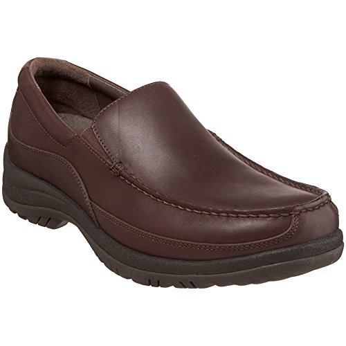 Image of the Dansko Stylish Wayne Men Loafers & Slip-Ons, Elegant Footwear, Fashion, Mocha, Size - 47