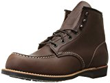 Image of the Red Wing Heritage Men's Cooper Work Boot, Amber Portage, 7 D US