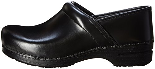 Image of the Dansko Men's Pro XP Black Cabrio 43 (US Men's 9.5-10) Regular