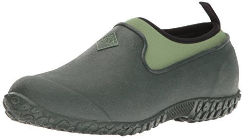 Image of the Muck Boot Women's Muckster 2 Low Rain Boot, Green, 9 M US