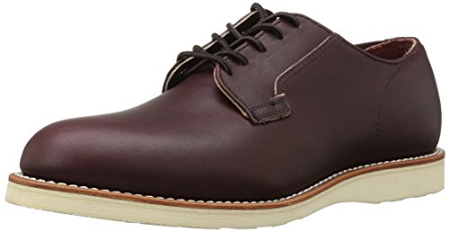 Image of the Red Wing Heritage Men's Postman Oxford Work Shoe, Oxblood Mesa, 7.5 US/7.5 D US