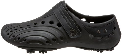 Image of the DAWGS Men's Spirit Lightweight Golf Shoe,Dark Brown/Black,11 M US