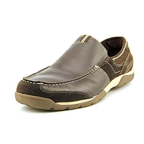 Image of the Vionic Mens Eli Casual Slip-On Brown Size 11.5