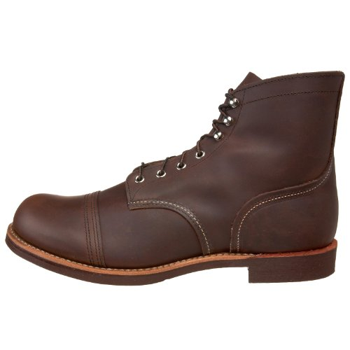Image of the Red Wing Heritage Iron Ranger 6-Inch Boot, Amber Harness, 9.5 D(M) US