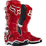 Image of the Fox Racing Instinct Men's MX/Off-Road/Dirt Motorcycle Boots - Red/White / Size 11