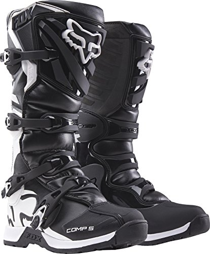 Image of the Fox Racing Comp 5 Boots - 12/Black