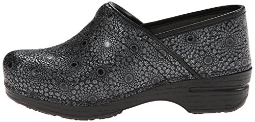 Image of the Dansko Women's Pro XP Mule, Black Medallion Patent, 38 EU/7.5-8 M US