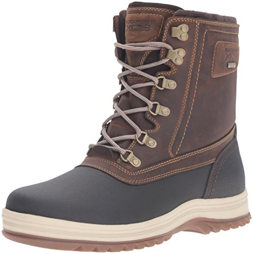 Image of the Rockport Men's World Explorer High Snow Boot- Tan-10 M