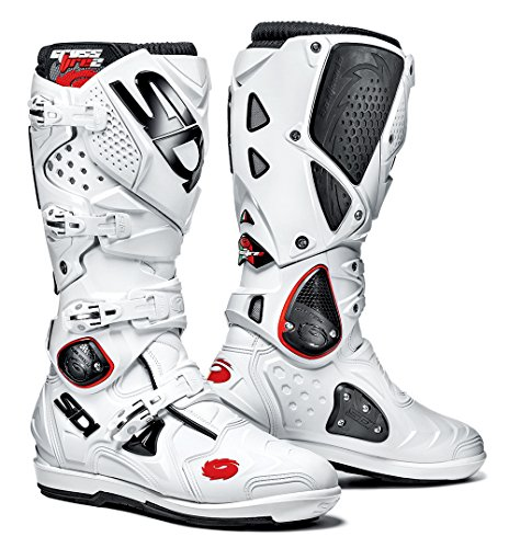 Image of the Sidi Crossfire 2 SRS Offroad Boots White (US 10)