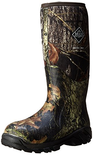 Image of the Muck Boots Arctic Pro Camo Mossy Oak - Men's 10.0, Women's 11.0 B(M) US