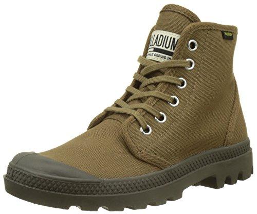Image of the Palladium Men's Pampa Hi Originale Chukka Boot,Butternut/Tarmac,9.5 M US