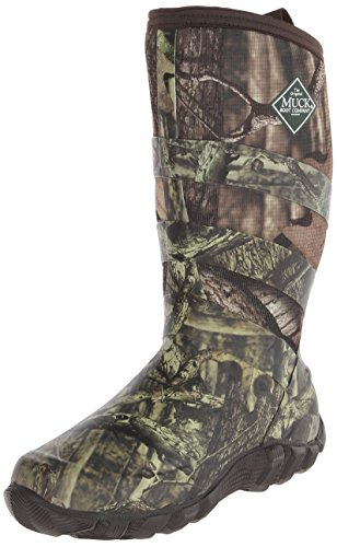 Image of the Muck Boot Men's Pursuit Fieldblazer Hunting Shoes, Mossy Oak, 10 US/10-10.5 M US