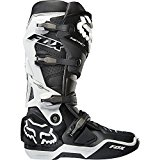 Image of the Fox Racing Instinct Men's MX/Off-Road/Dirt Motorcycle Boots - Black / Size 11